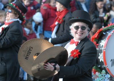 top Hat band cymbals